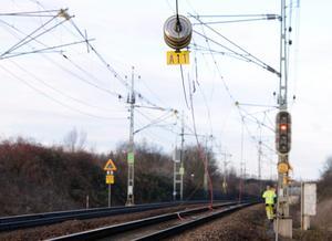 Debattören vill se en analys angående vad järnvägen kan lära av de infrastrukturmarknader som fungerar bra.  Foto: TT