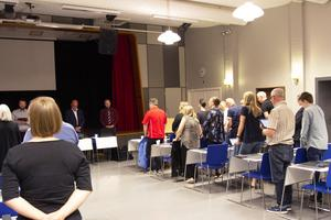 Måndagens kommunfullmäktige i Ovanåker var det sista inför sommaren.