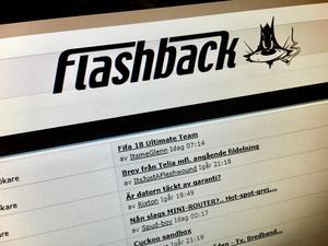 Forumet Flashback ska inte diktera regler för journalistik.