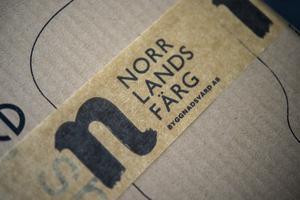 Logotypen till Norrlands färg har Christel Schröder skapat.
