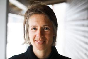 Fabienne Theiler, ansvarig för Food Hackathon.