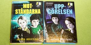 Arne Norlin och Andreas Palmaer har skrivit serien Fans.