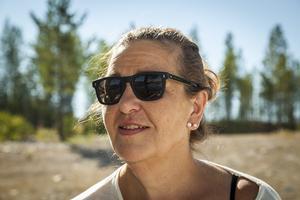 Mari Hedström, sjöjungfrun från Hede som älskar vatten