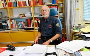 Räddningsledare, Jan-Olov Olsson.