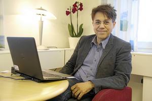 Tommy Fabricius är kommundirektör i Nynäshamn, fram till årsskiftet. I december fyller han 65 år.