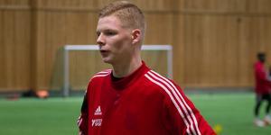 Malcolm Stolt får chansen i lördagens Norrlandsderby.
