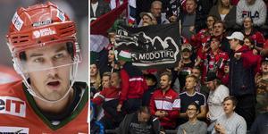 Daniel Sylwander hoppas att fansen börjar strömma till Fjällräven Center. Foto: Bildbyrån.