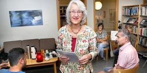 Karin Liungman hade genom hela sitt liv ett stort samhällsengagemang. På senare tid har hon gjort sig känd för sitt engagemang för flyktingar i kommunen. Ett engagemang som bland annat gjorde att hon 2016 blev nominerad till