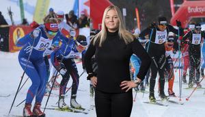 Mittmedias skidredaktör Sanna Svanebo kommer att vara på plats för att rapportera direkt från tävlingarna med senaste nytt.