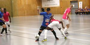 På söndag sänder Sporten live från slutspelet i Ankaret Futsal Cup.