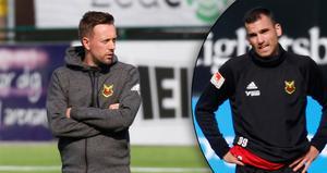 Ian Burchnall får anfallsförstärkning i Dino Islamovic till bortamötet med Örebro.