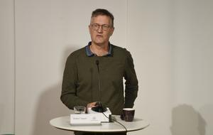 Anders Tegnell, statsepidemiolog på Folkhälsomyndigheten. Arkivbild. Foto Carl-Olof Zimmerman / TT