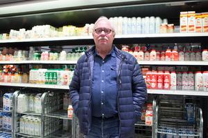 Lasse Larsson, Högmarsö:– Antingen får det bli EU-stöd eller nationellt stöd. Vi måste ha ett jordbruk om det blir kris. Jag är beredd att betala mer för maten om det är nödvändigt för att vi ska ha en produktion i landet.