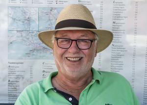 Kjell Lindskog, 75 år, egenföretagare, Skellefteå