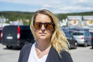 Sara Jonsson, 30 år, personlig assistent, Hudiksvall: