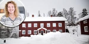 För åtta miljoner kan Nordsjögården, en mil öster om Järvsö, bli din. Ägaren Victoria McDonald har tröttnat på att pendla från hemmet i Sundsvall.