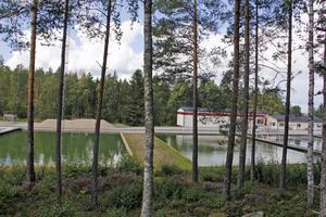 Det tas kontinuerligt prover på vattnet vid Arbogas vattenverk. Larmet om otjänligt vatten kom sent på onsdagskvällen.