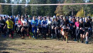 Aldrig tidigare har Härnö Trail haft så många startande. På fredagskvällen hade över 1 000 personer anmält sig.