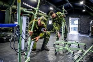 Sveriges försvar behöver akuta operationer för att rädda vår förmåga.