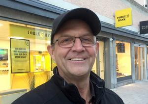Ulf Byström, 57 år, företagare, Bydalen