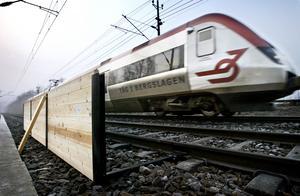 Om Hovsta får en hållplats för tåg kan Vivallaborna få en snabbare pendlingsmöjlighet.