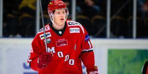 Fredrik Olofsson tvingades bryta matchen mot Kristianstad men är redo för spel igen. Bild: Johan Löf/Bildbyrån