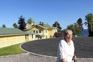 – Kommunen har antagit övergripande beslut om att bevara kulturvärden på Norrlandet, men agerar precis tvärtemot, säger lokalhistoriken Birgitta Lundblad.