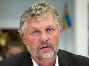 Digitaliseringsminister Peter Eriksson (MP) vill skrämma bort trollen. Foto: Maja Suslin.