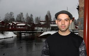 Omid Massali är djupt kritisk mot planerna att lägga ned konsthallen Borlänge Modern. Foto: Arkiv Erik Jerdén