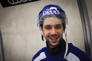 Christoffer Fagerström har chansen att bli världsmästare inför hemmapubliken på lördag.