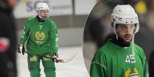 Jesper Jonsson och Christoffer Fagerström inledde säsongen strålande i premiären mot Vetlanda. Nu väntar hemmapremiär på Zinkensdamm.