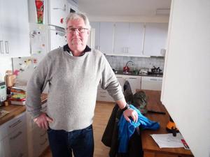 – Detta är tredje gången, säger Göran Hemmingsson uppgivet samtidigt som man ser att han kokar av ilska inombords.