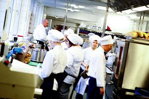 Intresset för restaurang- och livsmedelstudier på Smedenskolan i Smedjebacken har minskat kraftigt.