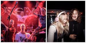 Örnsköldsviksbandet Coverbag uppträder på O'Learys på fredag och Dj Snoozy intar scenen fredagen därpå.