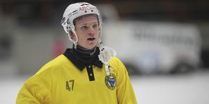 Hörnorna tog knäcken på Broberg menar Rasmus Linder-