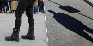 Mannen ska ha sexuellt ofredat flickan vid Knutpunkten i Falun. Bilden är ett montage.