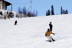 Signaturen hoppas att fler skidorter gör som i Borlänge och stänger backarna. Foto: Henrik Flygare
