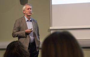 I veckan gästade Per Molander Regions Gävleborg jämlikhetskonferens och pratade om en ojämlikhet som ökat de senaste decennierna.
