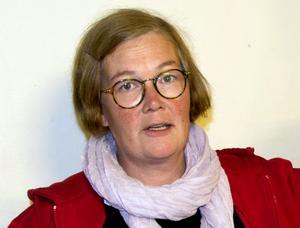 Monica Lindberg, ordförande för Attention i Sundsvall och Timrå