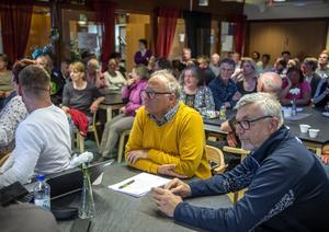 Kommunalrådet Sten-Ove Danielsson varnade för fler stora besparingar.