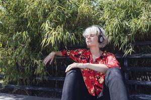 Stina Stjernkvist/TTPoddar är ett perfekt tidsfördriv på semestern – eller på jobbet.