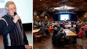 """Framtidens sjukvård – första dialogmötet på Hullsta Gård: """"Hoppas det ger resultat"""""""