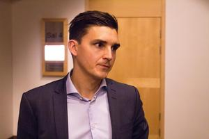 Kristofer Magnusson, chefsåklagare på åklagarkammaren i Falun.