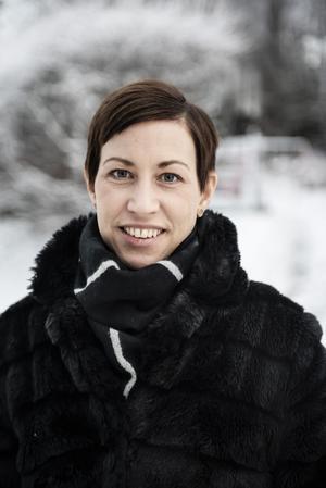 Sara Jeanson tog hjälp av stylisten Caroline Edberg för att förverkliga sina idéer.