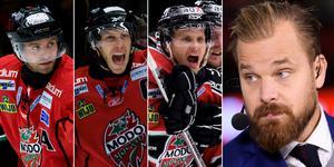 Sanny Lindström mötte Sundström, Svartvadet och Salomonsson under flera säsonger under 00-talet. Foto: Ola Westerberg / BILDBYRÅN.