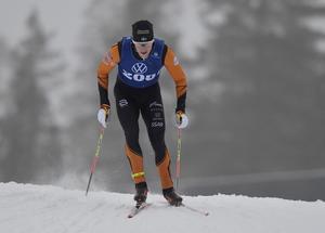 Simon Lageson, Falun-Borlänge, slutade fyra.