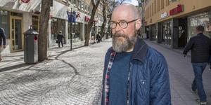 Arkivbild. Henrik Lundmark, före detta fastighetschef för Diös.