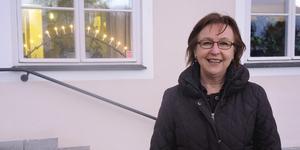 Anna-Maja Roos är ordförande för Centern i Rättvik och leder nu arbetet med att hitta en ersättare för Annette Riesbeck. Foto: Christer Fäldt/Arkiv.