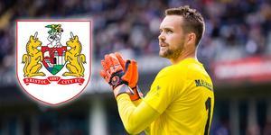 Axel Kjäll dementerar att några att några diskussioner förs med Bristol City.
