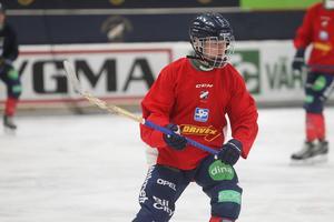 Jesper Granqvist valde bort fotbollen – och tar nya stora kliv i bandyn med Edsbyn.